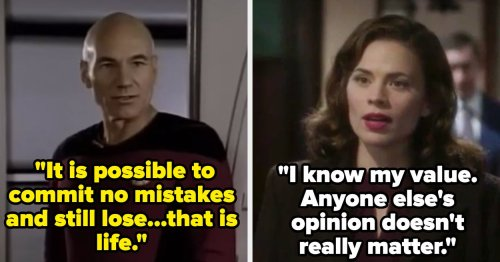 27 Times Cheesy Or Silly TV Shows And Movies Got Way More Deep Than They Had Any Right To