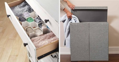 34 Organization Products For Anyone Whose Home Is Basically Clutter Central