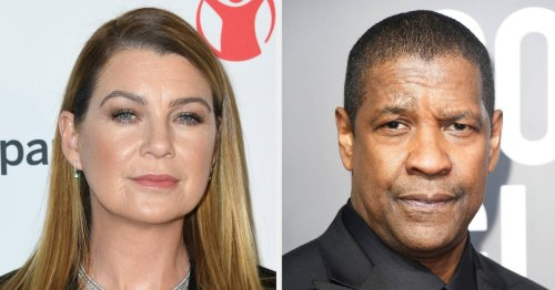 """Ellen Pompeo Is Facing Major Backlash For """"Bragging"""" About Her Brutal Fight With Denzel Washington On The """"Grey's Anatomy"""" Set After People Accused Her Of Being """"Entitled"""" And Privileged"""