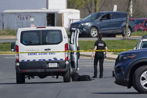 A Navy Medic Shot And Injured Two People Before Driving To A Military Base, Where He Was Killed