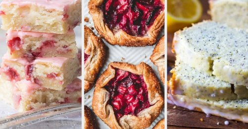 Just 33 Outrageously Good Spring Baking Ideas To Bookmark