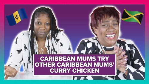 Watch: Caribbean Mums Try Other Caribbean Mums' Curry Chicken