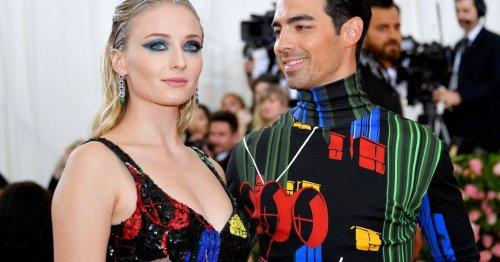 """I'm Hella Impressed That Joe Jonas And Sophie Turner Built """"10 Monstrous Legos"""" In Lockdown"""