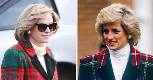 Guys, Hurry, Please, You Gotta See These News Pics Of Kristen Stewart As Princess Diana
