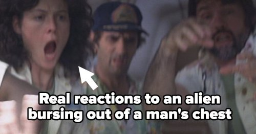 18 Times Directors Didn't Tell Actors Things So They Would Have Authentic Reactions