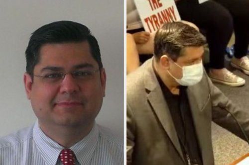 A Doctor Said A Mob Assaulted Him, Called Him Racist Slurs, And Mocked His Accent For Promoting A Mask Mandate