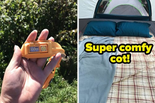 27 Things People Who Camp Swear By