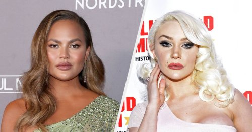 """Courtney Stodden Said Chrissy Teigen Should """"Stop Griping"""" And """"Do Some Charity Work"""" After Chrissy Complained Again That """"Cancel Club"""" Is """"Like A Secret Society"""""""