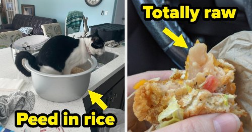 31 Food Fails That Of Course Happened To Really Hungry People
