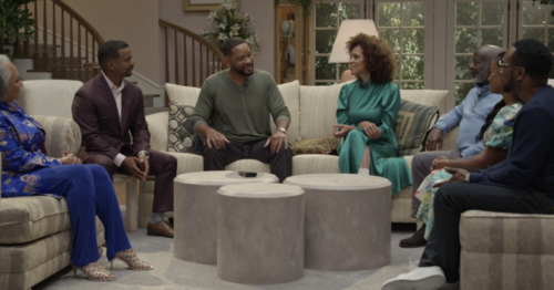 "Alfonso Ribeiro Cleared Up Why He Wasn't On Set During The ""Fresh Prince"" Reunion With Janet Hubert, AKA The Original Aunt Viv"