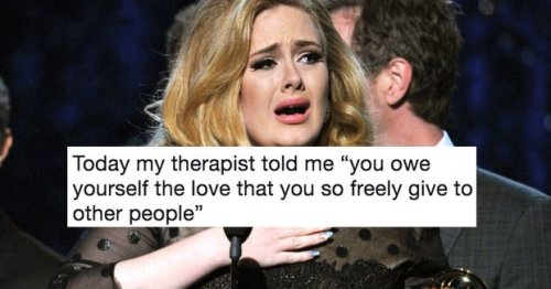 25 Tweets About The Important Lessons People Have Learned In Therapy