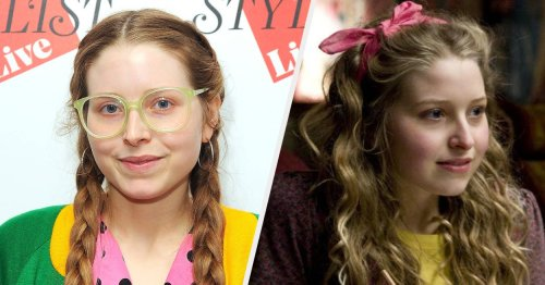 """""""Harry Potter"""" Star Jessie Cave Said Costume Fittings """"Terrify"""" Her After Admitting She Was Treated Like A """"Different Species"""" For Gaining Weight Before """"Deathly Hallows"""""""
