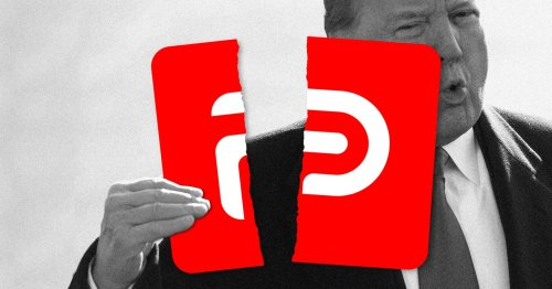 Parler Wanted Donald Trump On Its Site. Trump's Company Wanted A Stake.