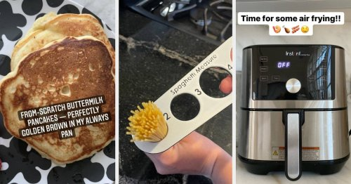 These 36 Gadgets For People Who Suck At Cooking Really Work And We Have The Proof