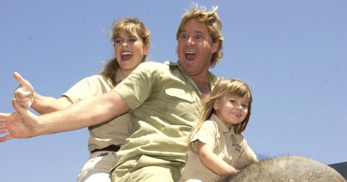 Bindi Irwin Paid Tribute To Parents Steve And Terri Irwin, And I'm Not Crying, You're Crying