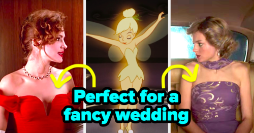 23 TV And Movie Dresses That All Bridesmaids Should Wear At Every Wedding Forever