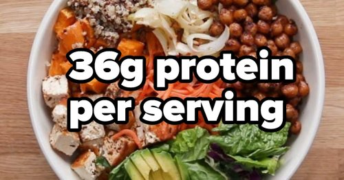 25 Balanced Plant-Based Summer Meals That Have Plenty Of Protein