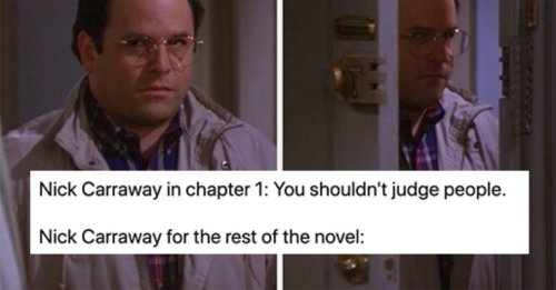 37 Absolutely Hilarious Tweets From The SparkNotes Twitter Account