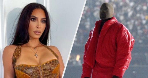 """Kim Kardashian Attended Kanye West's Album Listening Party Where He Broke Down Over """"Losing His Family"""" A Year On From Those """"White Supremacist"""" Tweets That Ended Their Marriage"""