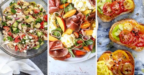 31 Cool And Easy Summer Dinners You Can Make Without Turning On The Oven