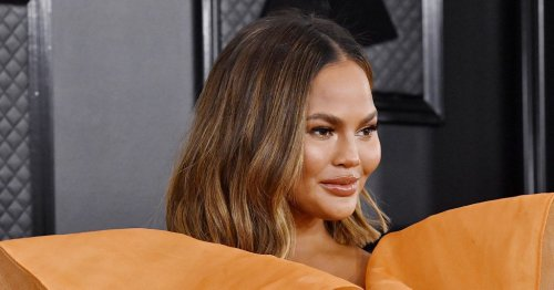 Chrissy Teigen Hilariously Explained Why She Posts More Pictures Of Luna Than Of Miles