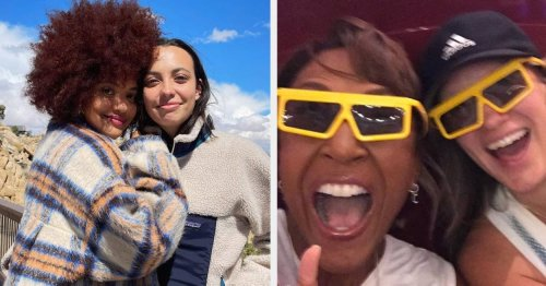 33 Famous Lesbian Couples You Might Not Know About