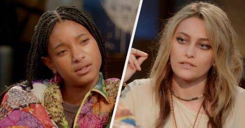 Paris Jackson And Willow Smith Opened Up About Their Paranoia As A Result Of Growing Up In The Public Eye