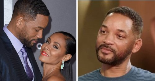 """Will Smith Confirmed He And Jada Pinkett Smith Have An Open Relationship And Admitted She's """"Never Believed In A Conventional Marriage"""" A Year On From That """"Entanglement"""" Drama"""