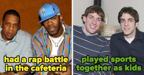 I Just Learned That These 21 Pairs Of Celebs Went To High School Together, And Time Doesn't Feel Real Anymore