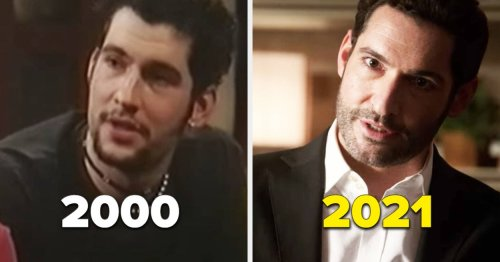"""13 """"Lucifer"""" Cast Members In Their First Major Role Vs. On The Show Vs. In Real Life"""