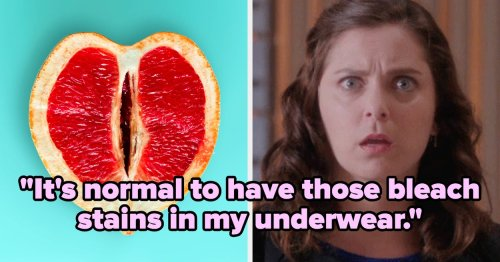 28 Things People Wish They'd Learned About Their Vaginas Sooner