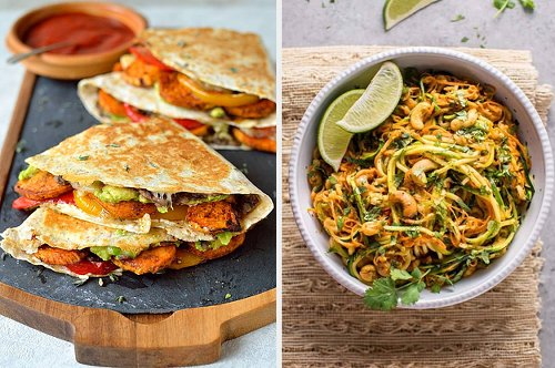 100 Easy Vegan Weeknight Recipe Ideas To Mix Up Your Dinner Routine