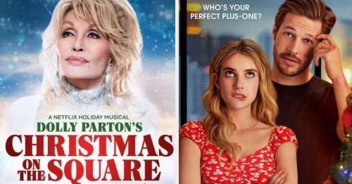 Four New Netflix Christmas Movies Are Coming, So It's Gonna Be A Holly, Jolly Season After All