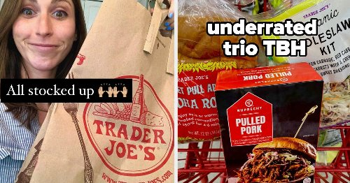 47 Cheap And Easy Three-Ingredient Trader Joe's Meals That I've Made Over And Over