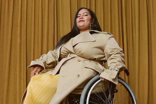 Meet The Model Pushing For Opportunities For Creative People With Disabilities