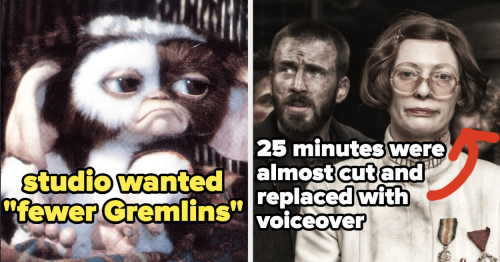 17 Times Interference From Hollywood Executives Drastically Changed Films (Or Tried To, At Least)