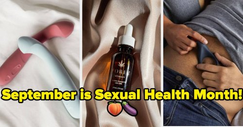 It's Sexual Health Month — Here Are 30 Products To Celebrate