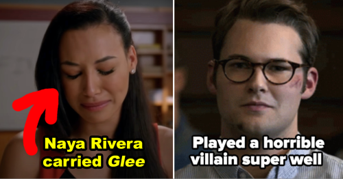 23 Actors Who Were Honestly Way Too Good For The Teen TV Shows They Were On