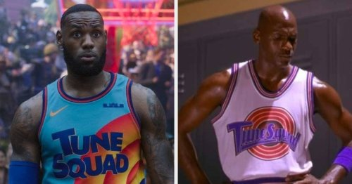 """The Original """"Space Jam"""" Director Ripped The New Sequel, Claiming It Took Five Sittings To Watch And That """"LeBron Ain't Michael"""""""