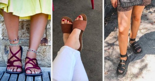 16 Sandals People With Wide Feet Actually Swear By