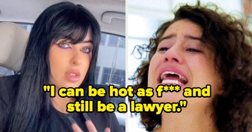 """This Attorney Has Gone Viral For Calling Out The Sexism She Faces As A """"Professional"""" Woman, And I Wanna Shout Her Message From The Rooftops"""