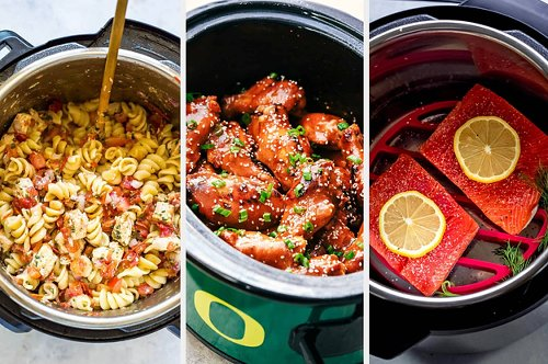 39 Instant Pot And Slow Cooker Recipes To Get You Through Spring And Summer