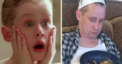 """Macaulay Culkin Just Shared This Funny Photo Of An Updated """"Home Alone"""""""