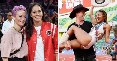Here Are All The Olympian Couples Competing In Tokyo Who Are Dating, Engaged, Or Married