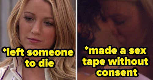 """17 """"Gossip Girl"""" Moments That Prove Serena Was The Absolute Worst"""