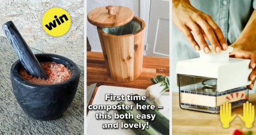 31 Kitchen Tools And Gadgets That People Actually Swear By