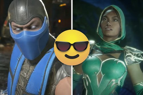 "Ranking ""Mortal Kombat"" Characters...But Just The Ninjas"