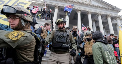 Prosecutors Suggested That The Oath Keepers Had A Special Force Ready With Weapons During The Capitol Insurrection