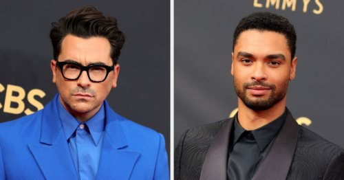 The Men At The 2021 Emmys Clearly Understood The Assignment