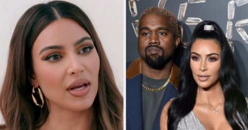 """Kim Kardashian Ended Her Marriage To Kanye West After Growing Tired Of """"Extravagance"""" And Having """"No One To Share Life With"""" When He Made Them Live Apart"""